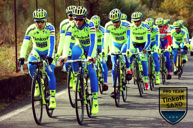 Team TINKOFF SAXO║PRO CYCLING