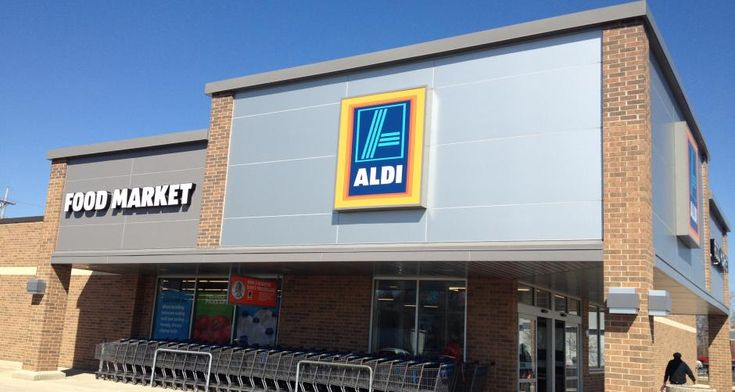 Aldi Grocery Store | Laminators Inc.