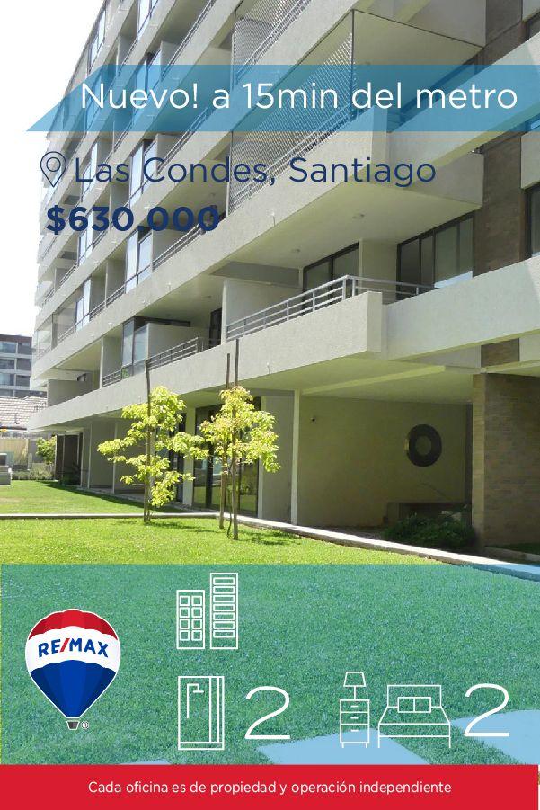 [#Departamento en #Arriendo] - Nuevo! a 15min del metro : 2 : 2   http://www.remax.cl/1028018068-21   #propiedades #inmuebles #bienesraices #inmobiliaria #agenteinmobiliario #exclusividad #asesores #construcción #vivienda #realestate #invertir #REMAX #Broker #inversionistas #arquitectos #venta #arriendo #casa #departamento #oficina #chile