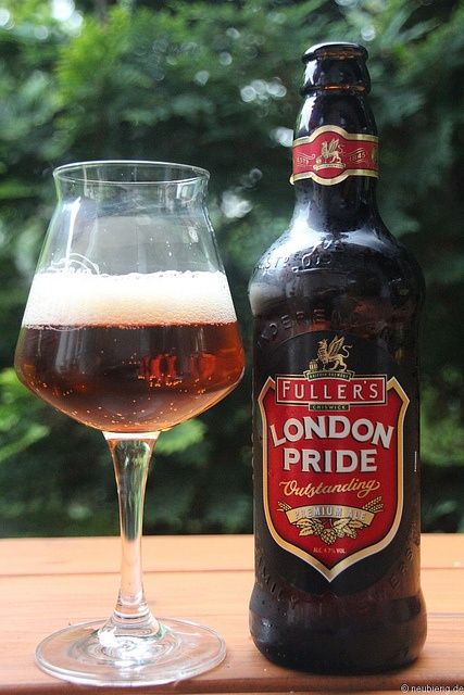 ! I´ve already drank this beer ! From England ! [Fuller´s London Pride - Special/Premium Bitter - 4.7%abv]