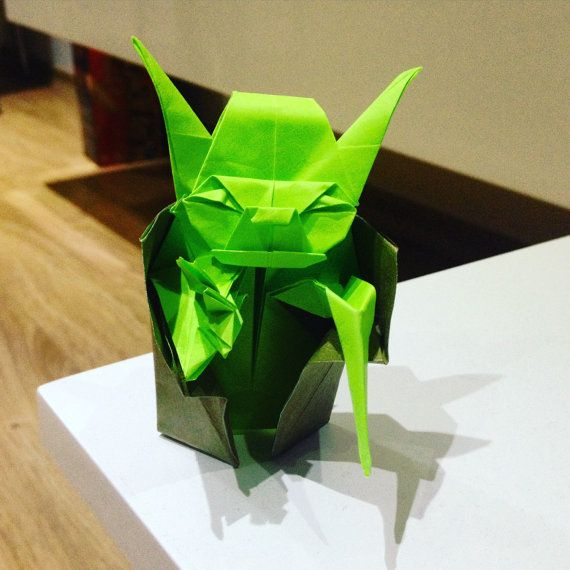 Origami Star Wars Instructions For Kids