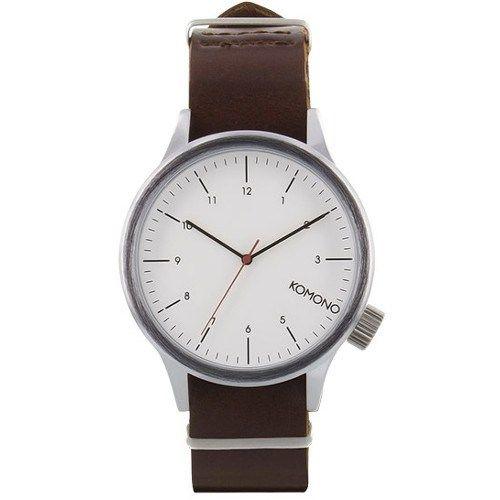 Komono Magnus KOM-W1903, bílá, 2090 Kč   Slevy hodinek