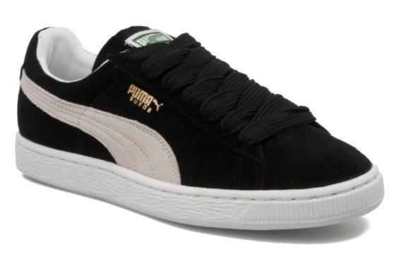 Baskets Suede classic eco W Puma vue 3/4