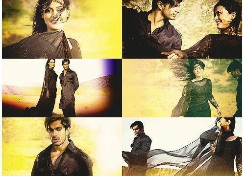 Asad and Zoya.. Qubool Hai
