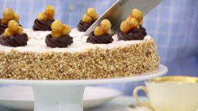 Hazelnut Dacquoise Recipe | PBS Food