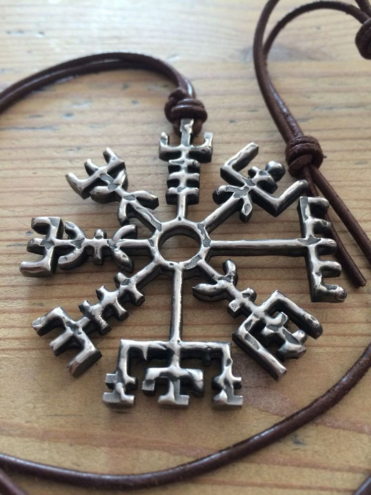 Viking Vegvisir compass                                                                                                                                                      More