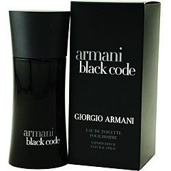 Armani Code by Giorgio Armani is a truly manly scent