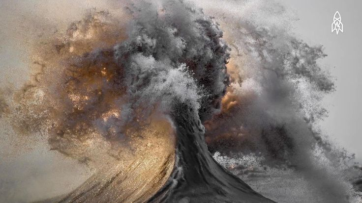 多くの死人を出すほどに激しい波を生み出すカナダのエリー湖で、波がぶつかり合うことで作り出される恐ろしくも美しい「水の山」を撮影し続けている写真家がデイブ・スタンフォード氏。スタンフォード氏がどのよ