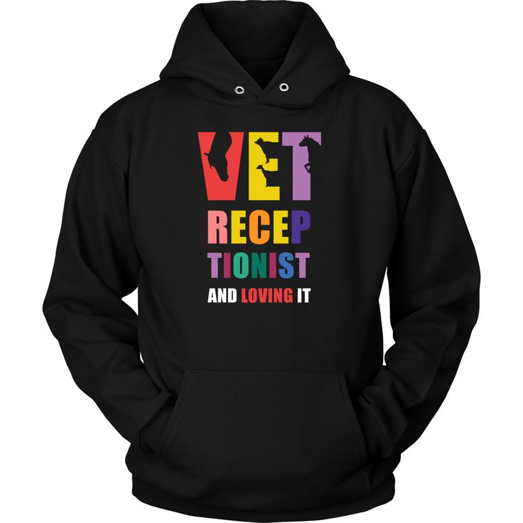 Vet Receptionist and Loving it Veterinary T Shirt