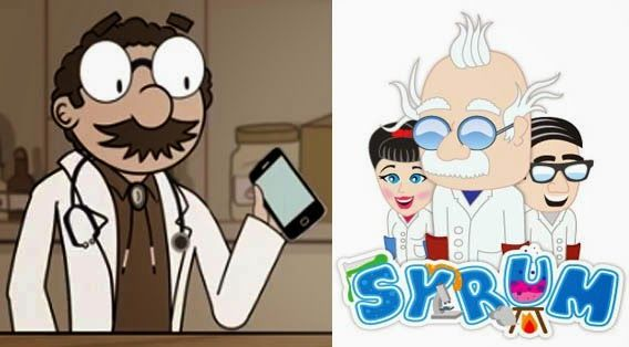 Pharma Marketing Blog: Back to the Future of Mobile Health Apps with Professor SYRUM's Nephew