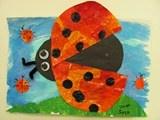 Eric Carle Ladybug