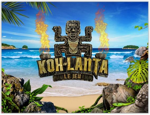 Jouez au jeu officiel Koh Lanta et partez à l'aventure dans ce jeu d'objet caché