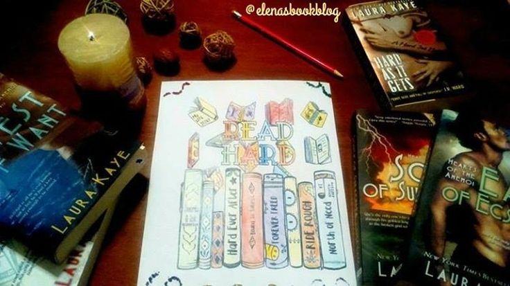 elenasbookblog: This was fun and relaxing! #HeartsandInk #adultcoloring