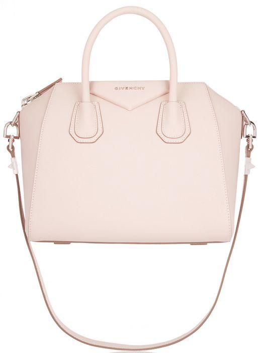 Sac en cuir texture rose pale, Givenchy cadeaux de noel