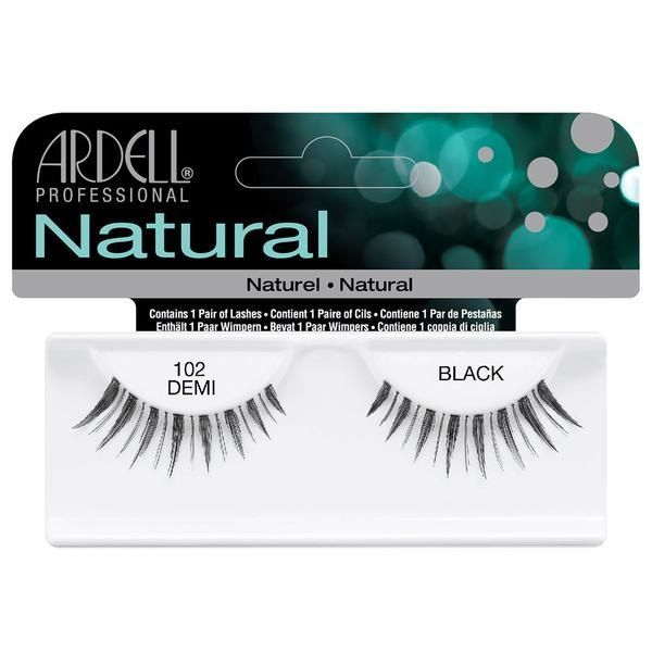 1a383f97bd2 Ardell Fashion Lashes Natural - 102 Demi Black $3.49 Visit  www.BarberSalon.com One stop shopping for Professional Barber Supplies, S…  | Ardell Products ...