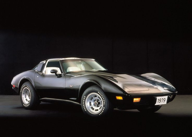 Corvette History 11/20 - 1979 was the best year ever for the Corvette: The 53,307 units sold are still an annual record for the car.