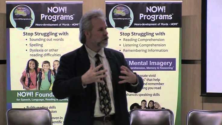 Dyslexia - What Causes Dyslexia? - Eastern Florida State College - Dr Tim Conway - YouTube