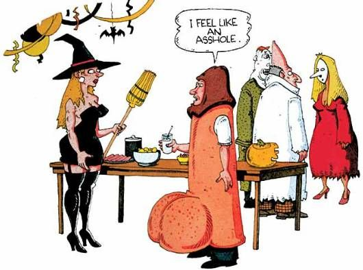 26 best Halloween Humor :) images on Pinterest | Halloween ... Funny Adults Cartoon Image