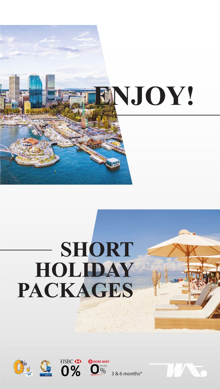 Penawaran spesial untuk Anda yang ingin menikmati liburan singkat dan mengesankan. Berbagai tempat wisata populer bisa Anda kunjungi. Dapatkan pilihan paket perjalanan ke destinasi favorit di Lombok, Medan, Saigon dan Perth.
