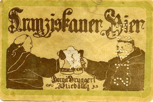Franziskaner Bier, #olut #etiketit #beer #labels