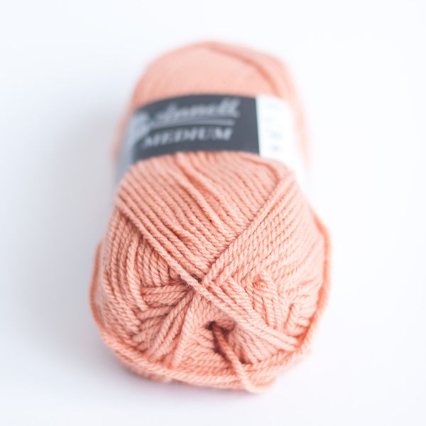 Annell Rapido Salmon 3216 - acrylic yarn from &unwind by DaWanda.com