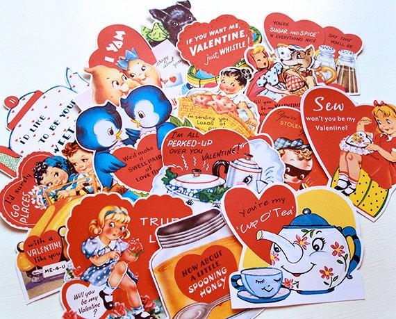 Image result for Valentine card packs 1960s