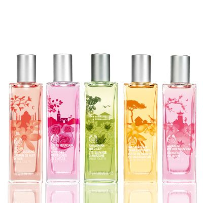 THE BODY SHOP: Fragrance