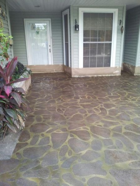 96 Best Louisiana Decorative Concrete Contractors Images