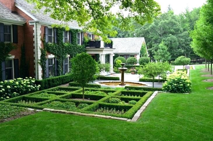 Formal Garden Layout Formal Garden Small Formal Garden Design Formal Rose Garden Plans Formal Garde Formal Garden Design Landscape Design Traditional Landscape