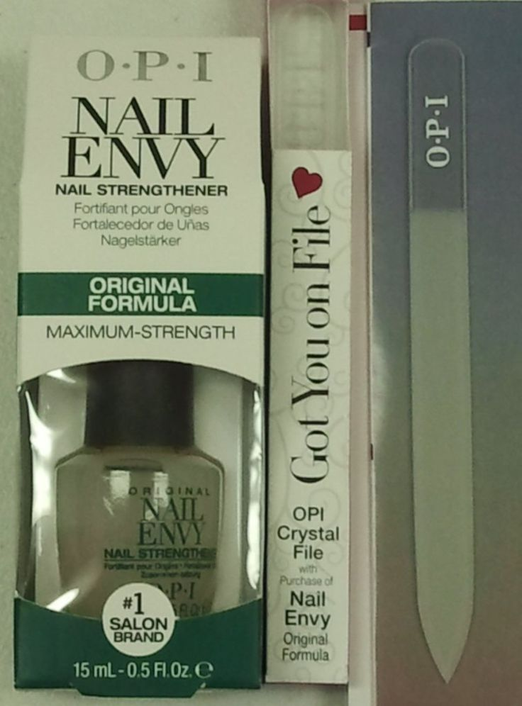 OPI Nail Envy Strengthener Original 0.5oz   OPI Crystal File Set * Find out more about the great product at the image link.