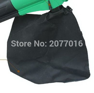 Collection Bag for Powerful Leaf Blower & Vacumn Garden Power Tools Electric Leaf Blower #hats, #watches, #belts, #fashion, #style
