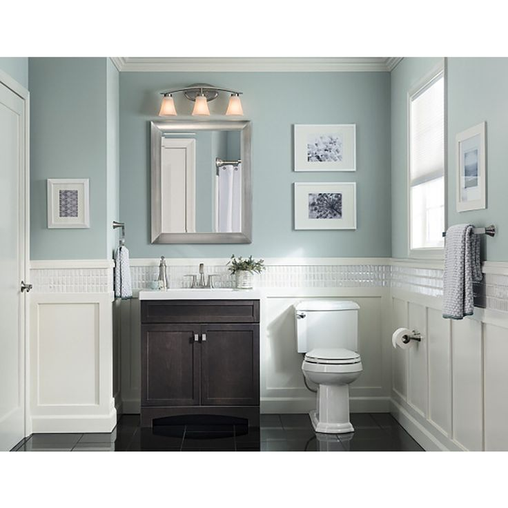 Shop Style Selections Drayden Grey Integral Single Sink Bathroom Vanity With