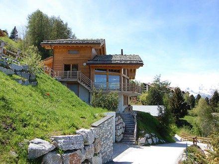 Ferienhaus (Landhaus) Chalet Aquarius für 10 Personen