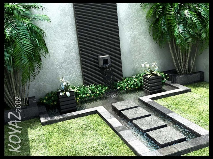 Japanese Style Landscaping Ideas Courtyard Design And Landscaping Ideas