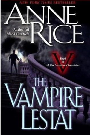 72 best books that bite images on pinterest books to read cinema the vampire lestat the vampire chronicles 2 by anne rice fandeluxe Images