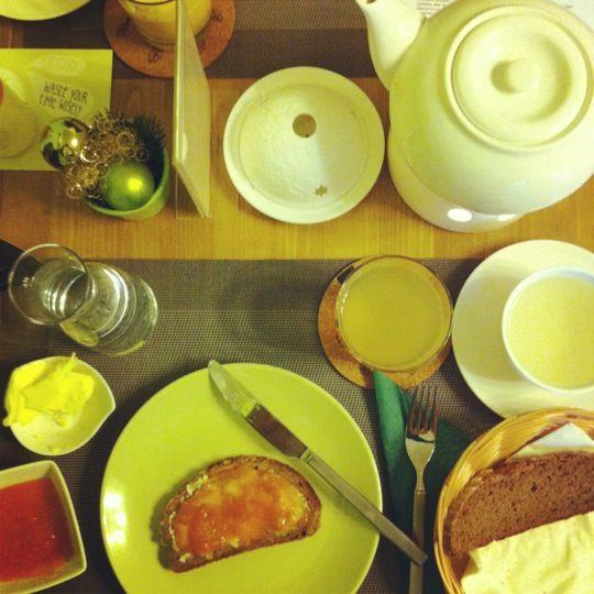 Frühstück bei mir