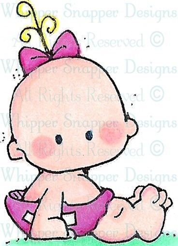 Bella - Baby Images - Baby - Rubber Stamps - Shop