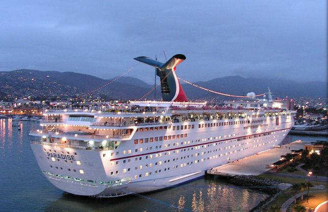 ensenada mexico | few times a month cruise lines spend the night in Ensenada harbor ...