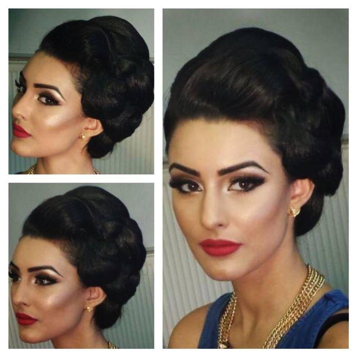 Makeup by Lubna Rafiq