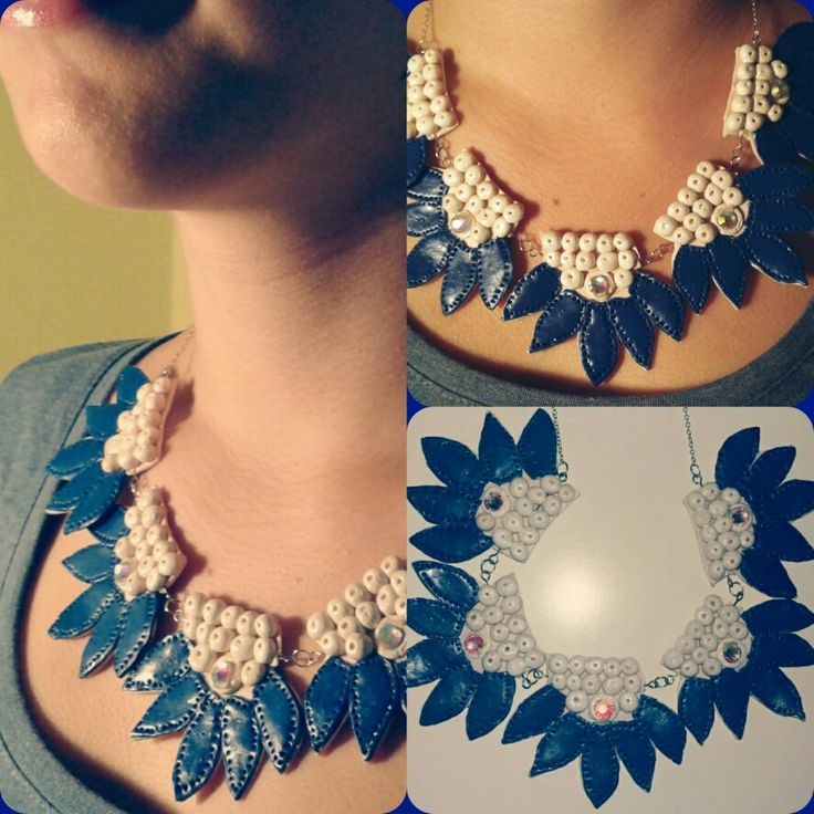 Necklace FIMO (I)