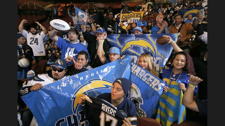 Chargers get some help from NFL schedule maker
