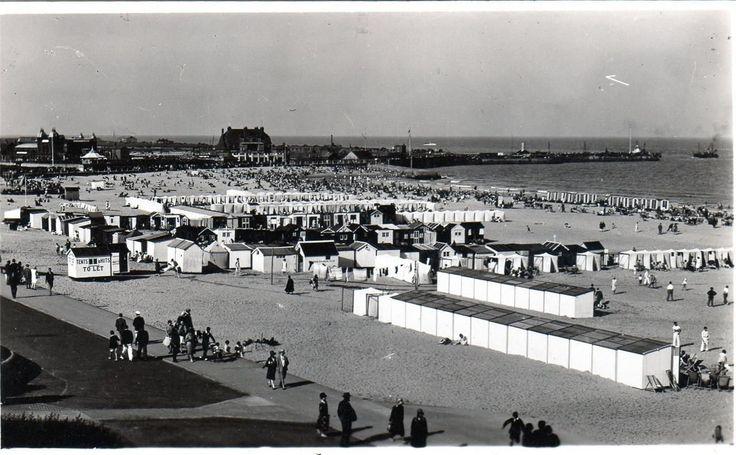 Beach Bathing Huts Gorleston-on-Sea