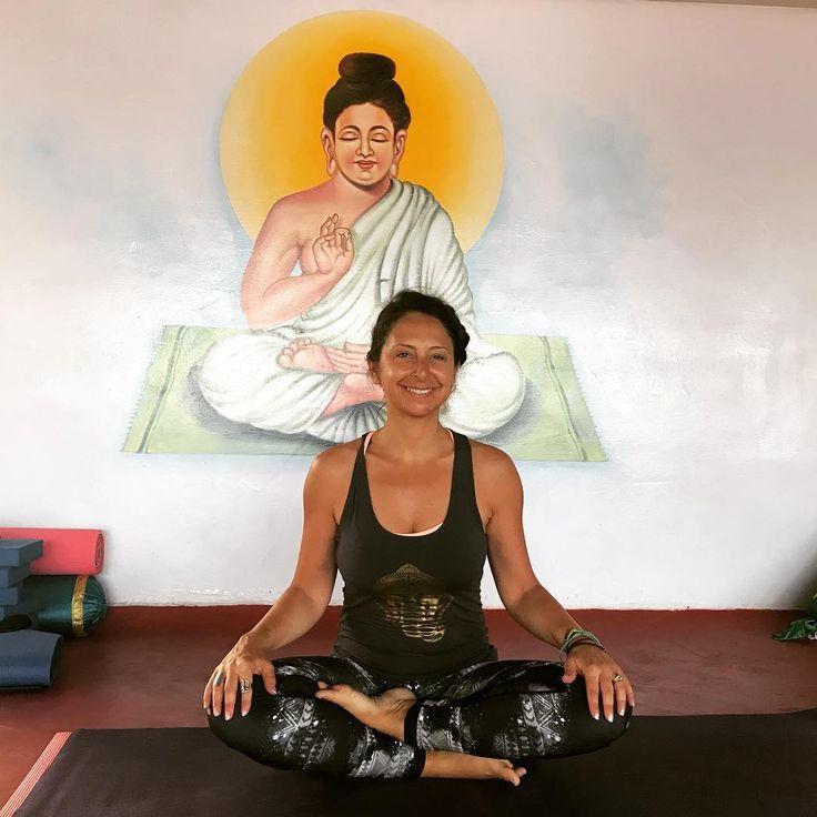 Missing India  & the Beautiful Yoga Shala  #halflotus #yogi #yoga #yogalove #yogajourney #yogaeverydamnday #yogarebellondon #re3life #yogapants #yogapose #yogini #wanderlust #hippie #hippy #kerala #kovalam #instagood #instapic #picoftheday #fbf #flashbackfriday #travel #iamahippyatheart