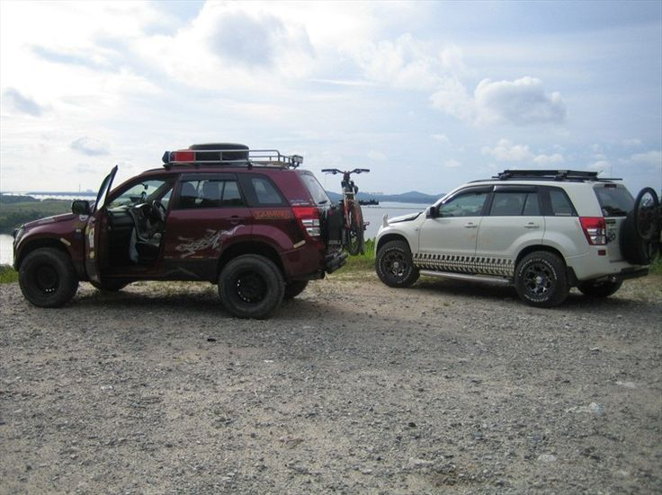 suzuki grand vitara off road - Cerca con Google