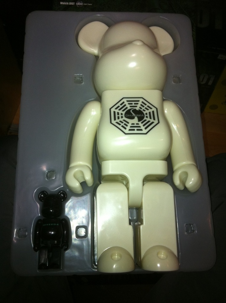 Lost be@rbrick 400%, always wanted it but could never pull the trigger