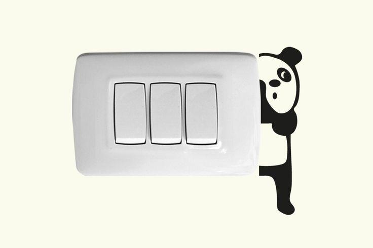 Stickers interrupteurs d co pinterest vente priv e for Vente privee chambre a coucher