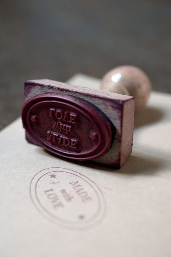Stamp | by California Bakery