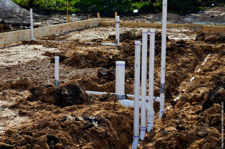 Записки нефтяника и не только. - Как строят южные дома в США?