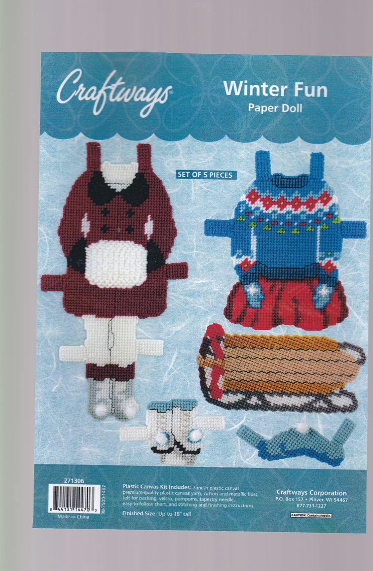 winter fun canvas funpaper cloths