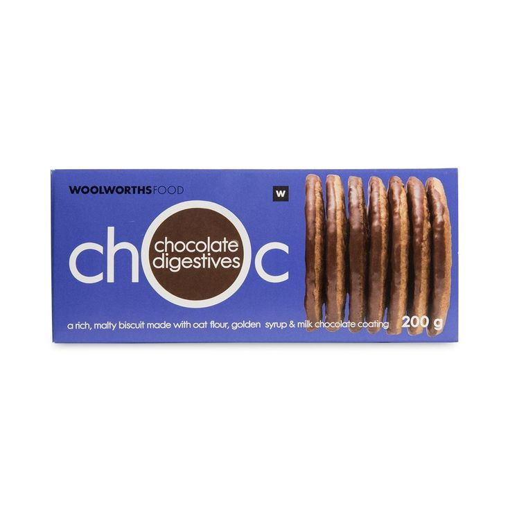 Chocolate Digestives 200g